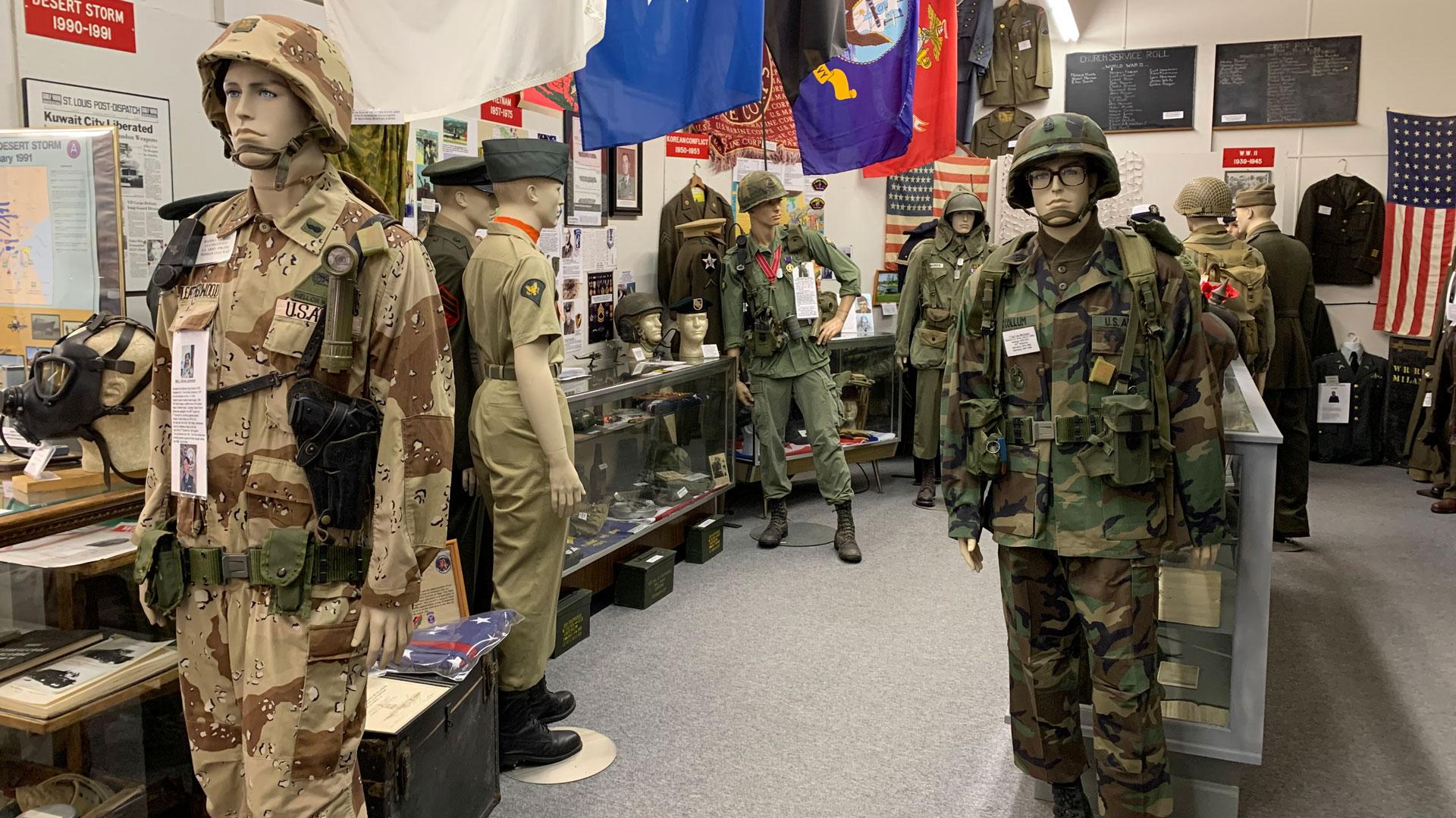 Veterans Room